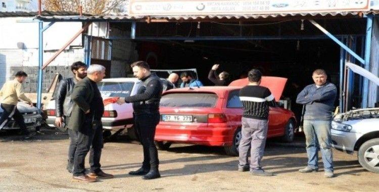 Silahlı otomobil tamiratı kavgası: 1 yaralı