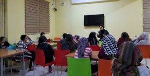 Öğrencilere 'Vücut sağlığı ve hijyen' eğitimi