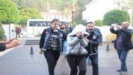 Kuyumcudan 3,5 milyon lira değerinde 17 kilo altın çalan soyguncular yakalandı