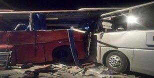 Gana'da feci otobüs kazası: 34 ölü, 54 yaralı
