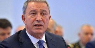 Bakan Akar: 'NATO ülkelerinin de bize karşı sorumlulukları var'