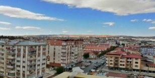 Sivas'ta 2019'da konut satışları düştü