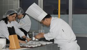 Koreli şef Seung Wook: 'Türklerin yemekleri çok sağlıklı'
