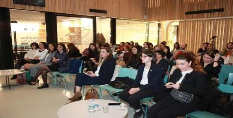 Ataşehir'de kadınlardan kadınlara girişimcilik desteği