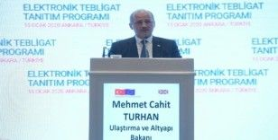 Bakan Turhan: 'Elektronik Tebligat Sistemi ile gecikmeler ve mağduriyetler tarih olacak'