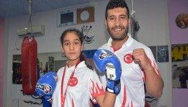 Şampiyon babanın şampiyon çocukları