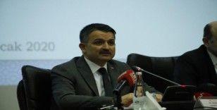 Bakan Pakdemirli: 'Taklit ve tağşişi alışkanlık hale getirenleri meslekten, ticaretten men etmemiz gerekiyor'