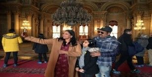 """Dolmabahçe Sarayı'nda """"Müzede Selfie Günü"""" etkinliği"""