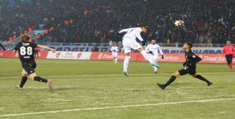 BB Erzurumspor: 3 - Beşiktaş: 2