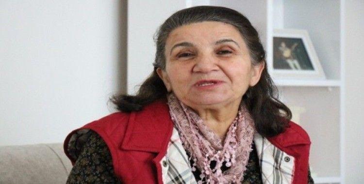 Kırşehir'de Kültür Bakanlığı onaylı tek kadın ozan oldu