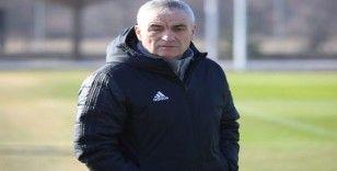 Rıza Çalımbay: 'Beşiktaş karşısında elimizden geleni yapacağız'