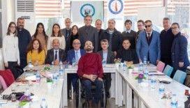 """Rektör Uysal: """"Türkiye'nin 'En Çok Erişilebilirlik Belgesi'ne sahip eğitim kurumuyuz"""""""