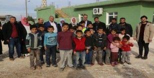 """Eyyübiye'de """"İyilik Merkezi"""" çocukların yüzünü güldürüyor"""