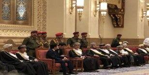 Japonya Başbakanı Abe, yeni Umman Sultanı ile görüştü