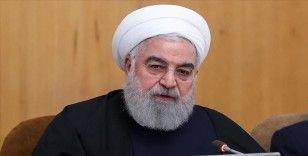 İran Cumhurbaşkanı Ruhani: ABD ve Avrupa güçleri güvende değil