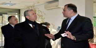 Başkan Yavaş'tan Çankaya Belediyesine ziyaret