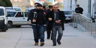 Adana'da 12 kilo 548 gram eroin ele geçirildi