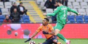 Kupada Kırklarelispor Başakşehir karşısında son anda beraberliği yakaladı