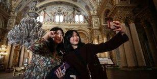 Dolmabahçe Sarayı'nda 'Müzede Selfie Günü' etkinliği