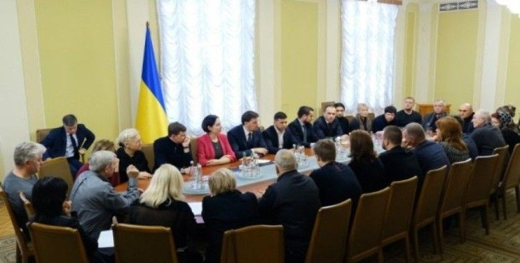 Ukrayna, 19 Ocak'a kadar cenazelerin teslim edileceğini duyurdu