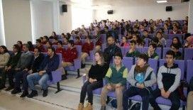 Kütahya'da öğrencilere havacılık sektörü tanıtıldı