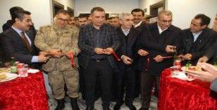Bismil Kaymakamı Yüksel Muhtarlar Derneği'nin açılışını yaptı