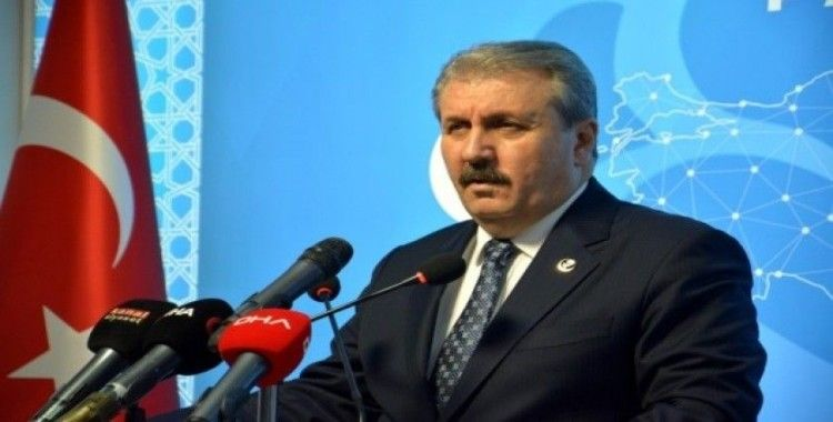 BBP Genel Başkanı Destici: 'Türkiye her türlü bedeli ödemeyi göze alarak gereğini yapmalıdır'