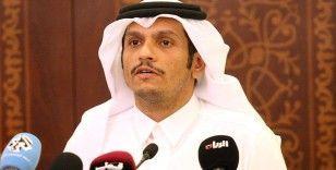 Katar Dışişleri Bakanı Iraklı mevkidaşı ile ABD-İran gerilimini görüştü