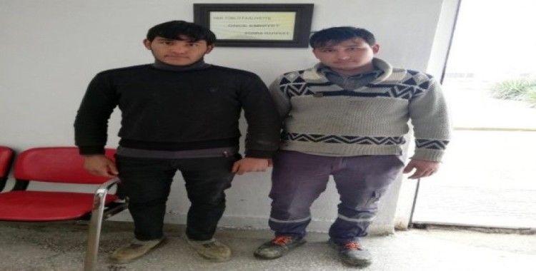 İzinsiz yabancı uyruklu işçi çalıştırmaya 30 bin lira ceza