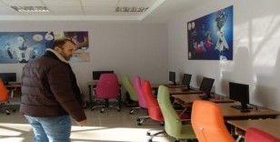 Başkan Soydan'dan Gençlik Merkezi'ne ziyaret