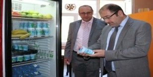 Erzincan'da 2019 yılında 4 bin 6 gıda denetimi yapıldı