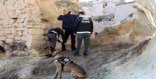 Nevşehir'de narkotik uygulaması yapıldı