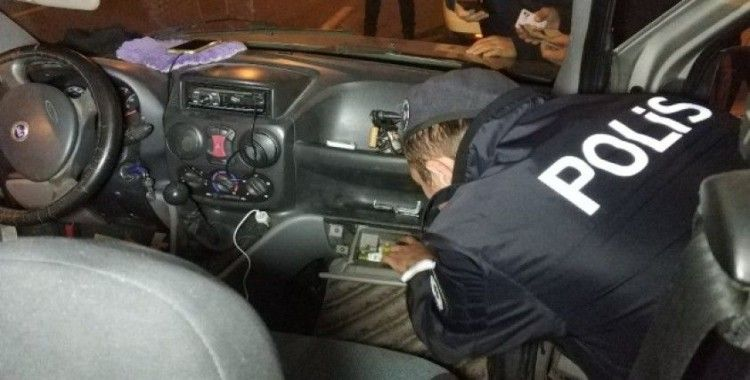 Samsun'da Türkiye Narkotik Uygulaması