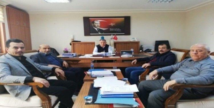 İl Genel Meclisi, İl Özel İdaresinin bütçesini denetliyor