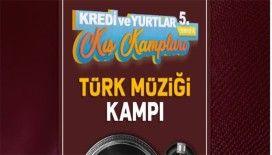 Türk Müziği Kampı Kastamonu'da