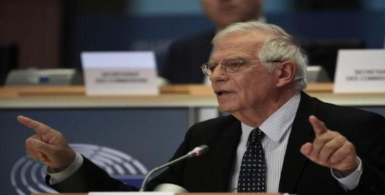 Borrell ve Zarif telefonda görüştü