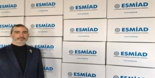 ESMİAD'dan yardım eli