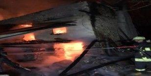 Muğla'daki yangın Denizli itfaiyesinin desteğiyle söndürüldü
