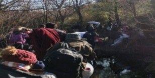 Çanakkale'de 39 mülteci yakalandı