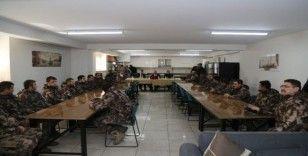 Vali Günaydın'dan Özel Harekât Müdürlüğüne Geçmiş Olsun Ziyareti