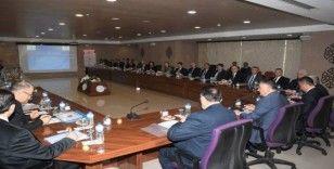 Uyuşturucu bağımlılık koordinasyon toplantısı yapıldı