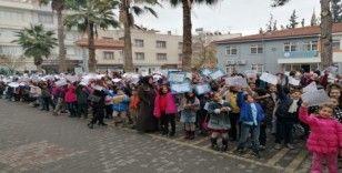 52 bin Türk ve Suriyeli öğrenci karne aldı