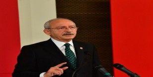"""CHP Genel Başkanı Kılıçdaroğlu: """"CHP'li bütün belediyelerde asgari ücret net 2 bin 500 lira olacak"""""""