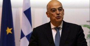 Yunan Bakan'dan Hafter'e: 'Berlin Konferası'nda yapıcı olun'