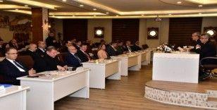 Manisa'da Bağımlılıkla Mücadele toplantısı yapıldı