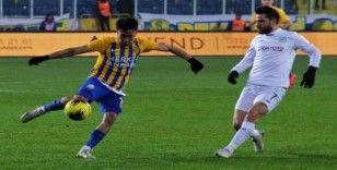 Süper Lig: MKE Ankaragücü: 0 - İttifak Holding Konyaspor: 0 (İlk yarı)