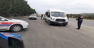 Jandarma 39 aranan şahsı yakaladı