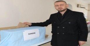 Manisaspor'da yeni Başkan Murat Yörük