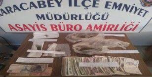 Kızlarına bonzai sattıran baba tutuklandı