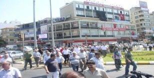 Aydın'da 10 yıl ardan sonra 2. pankart krizi